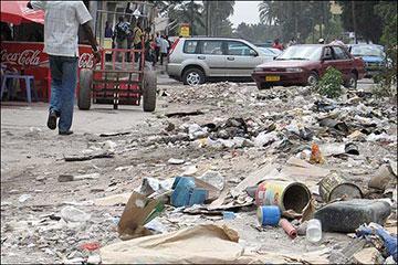 Décoration pour les fêtes de fin d'année : Kinshasa a dérogé à la règle